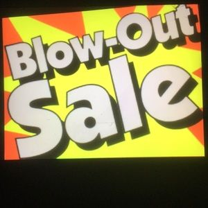 Sale All Items Listed $6.00 Now 5 For $15.00 WOW!